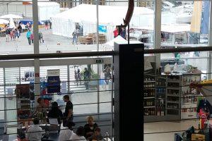 Blick in den Verkaufsraum