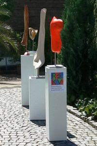 Skulpturen aus Seeholz
