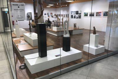 Ausstellung BLAU