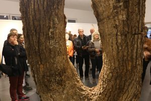 Vernissage, Foto: G. Kersting