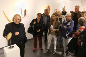 Vernissage , Foto G. Kersting