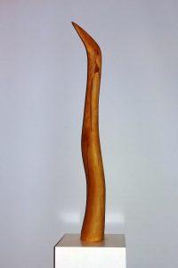 Abstrakt, Kirsche, 1000x150x150 mm