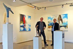 Bild H. Voith, Hendrik und Peter